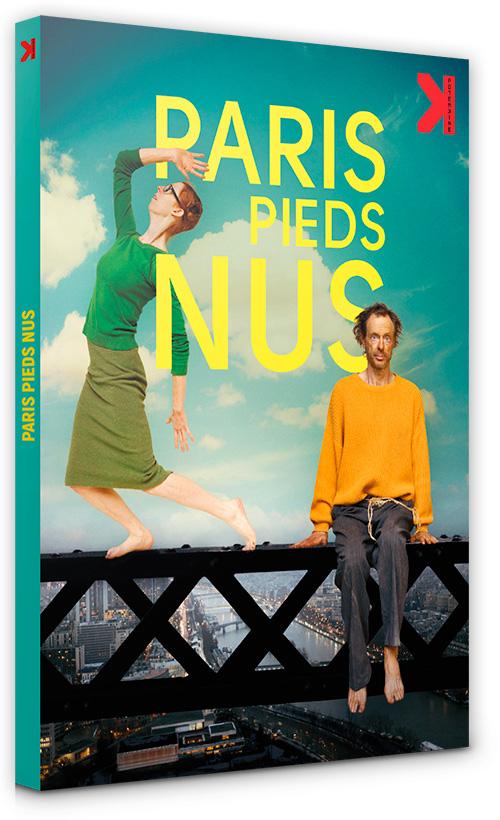 Paris pieds nus (Abel & Gordon, 2017) - DVD/Blu-ray (Potemkine)