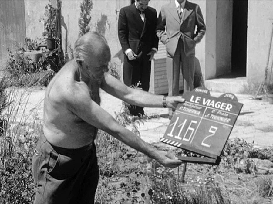 Tournage du Viager (Pierre Tchernia, 1972) - Bonus Blu-ray