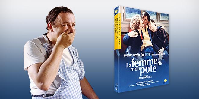 La Femme de mon pote (Bertrand Blier, 1983) - Test Blu-ray