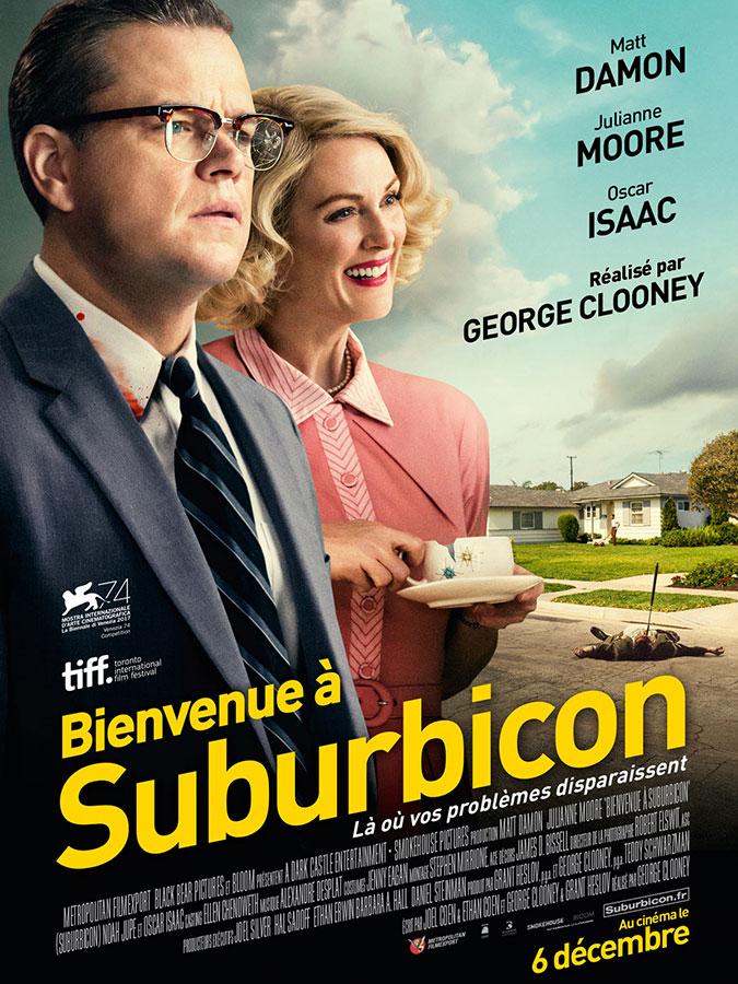 Bienvenue à Suburbicon (Georges Clooney, 2017)