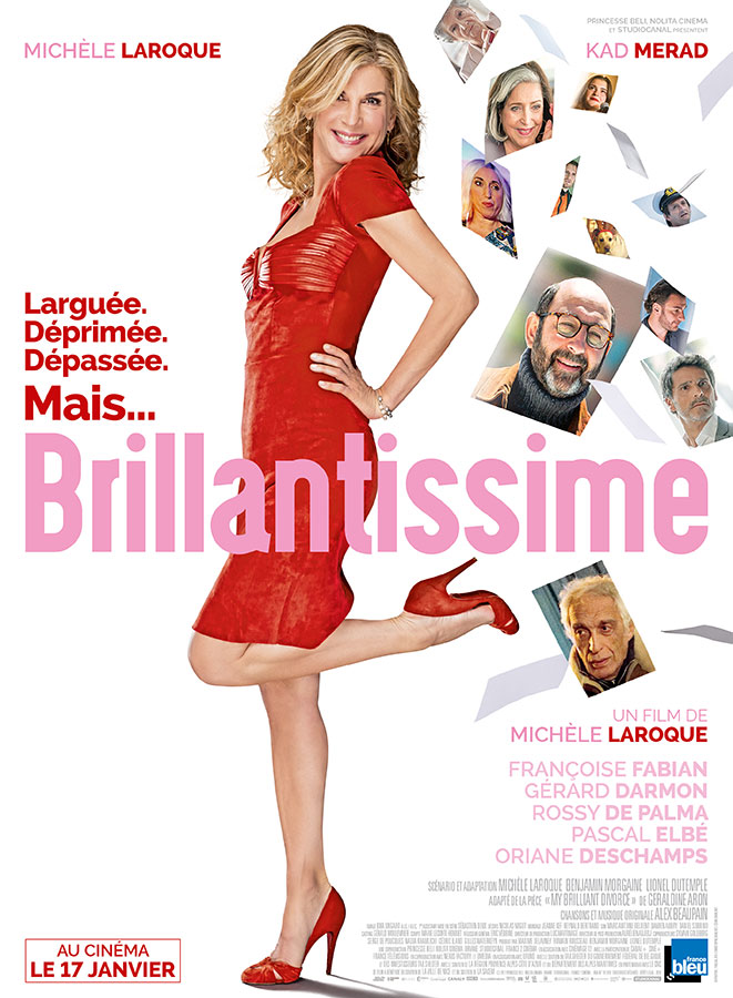 Brillantissime (Michèle Laroque, 2018)