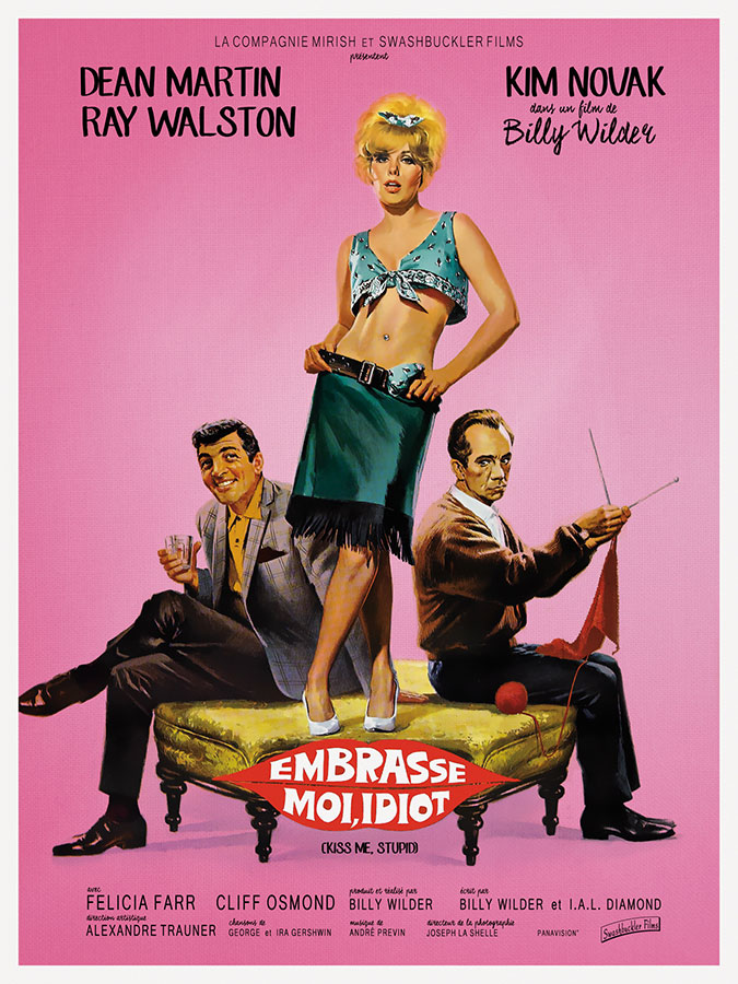 Embrasse-moi, idiot ! (Billy Wilder, 1964)
