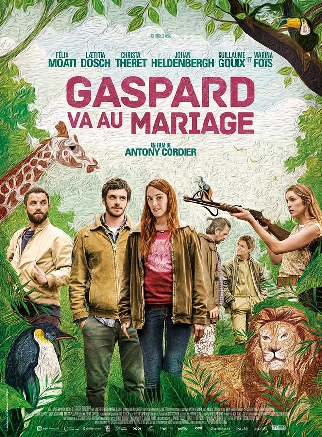 Gaspard va au mariage (Antony Cordier, 2018)