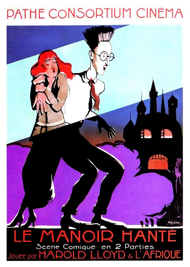 Le Manoir hanté de Hal Roach et Alfred J. Goulding (1920)
