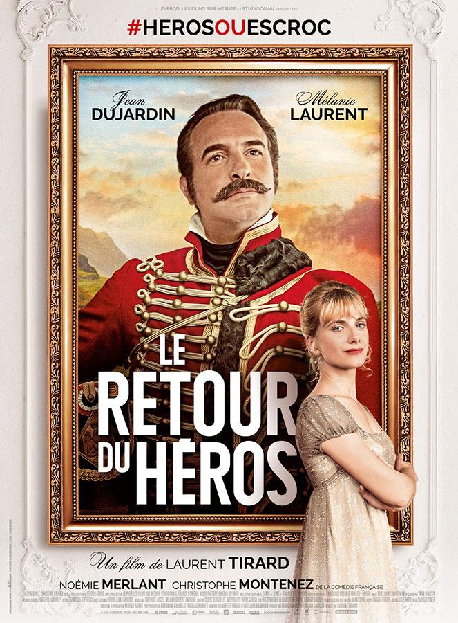 Le Retour du héros (Laurent Tirard, 2018)