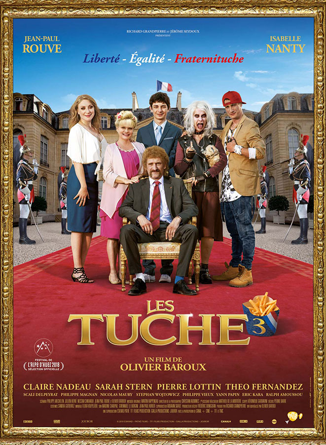 Les Tuche 3 (Olivier Baroux, 2018)