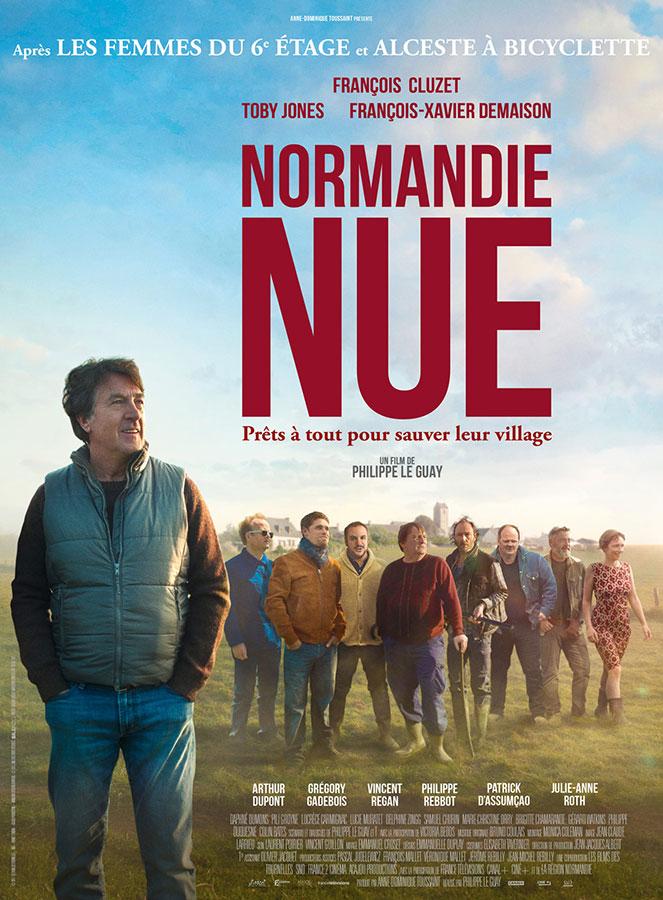 Normandie nue (Philippe Le Guay, 2018)