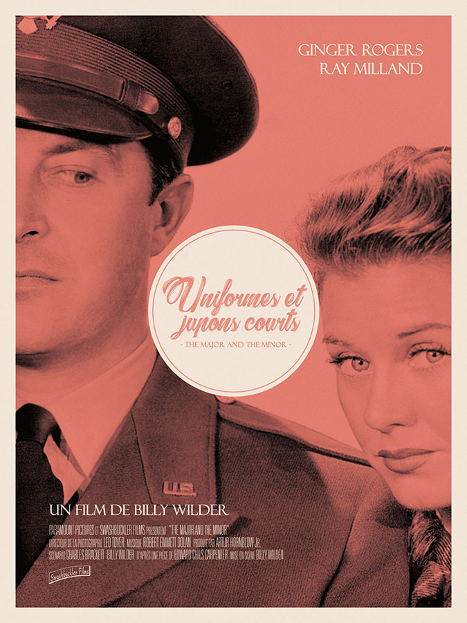 Uniformes et jupons courts (Billy Wilder, 1942)