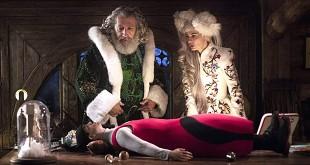 Alain Chabat et Audrey Tautou dans Santa & Cie (Alain Chabat, 2017) - Box-office français du 6 au 12 décembre 2017