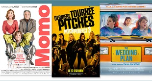 sorties Comédie du 27 décembre 2017 : Momo, Pitch Perfect 3, The Wedding Plan