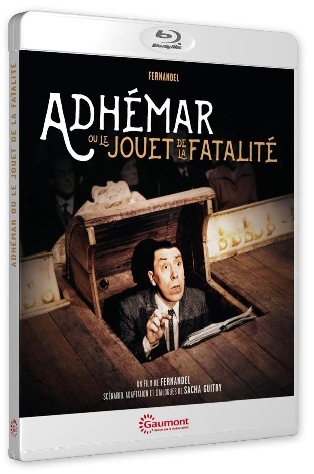 Adhémar ou le jouet de la fatalité (Fernandel, 1951)