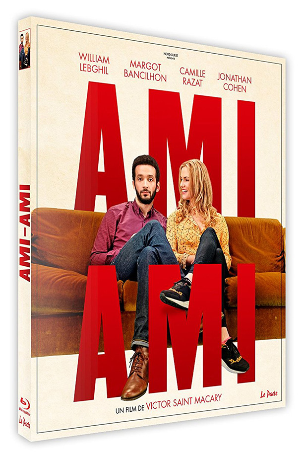Ami-Ami (Victor Saint Macary, 2018) - Blu-ray