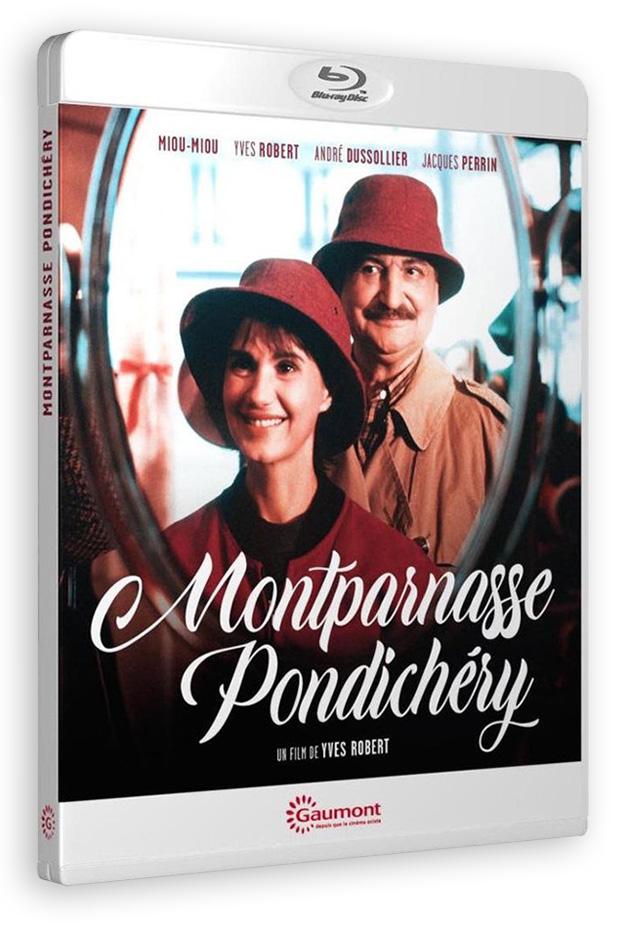 Montparnasse Pondichéry (Yves Robert, 1994) - Blu-ray