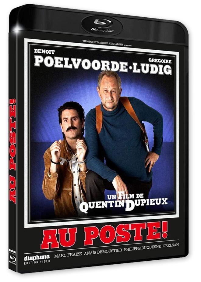 Au poste ! (Quentin Dupieux, 2018) - Blu-ray