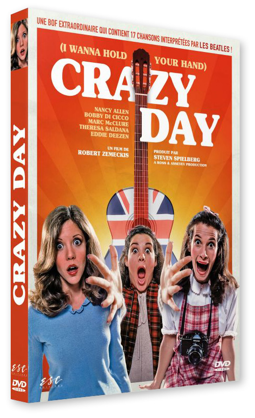 Crazy Day (Robert Zemeckis, 1978) - DVD
