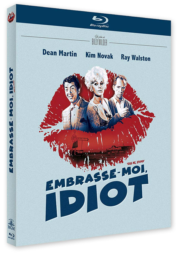 Embrasse-moi, idiot (Billy Wilder, 1964) - Blu-ray