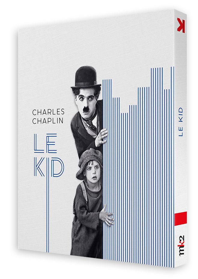 Le Kid (Charles Chaplin, 1921) - Blu-ray