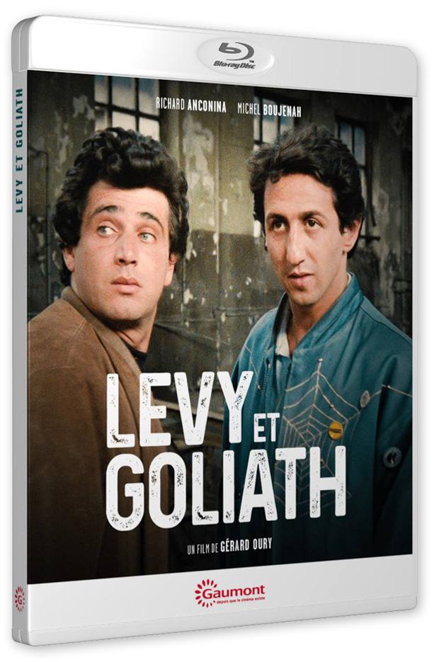 Lévy et Goliath (Gérard Oury, 1987)