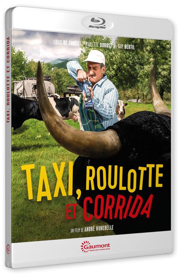 Taxi, roulotte et corrida (André Hunebelle, 1958)