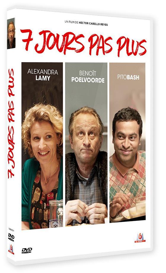 7 jours pas plus (Héctor Cabello Reyes, 2017) - DVD