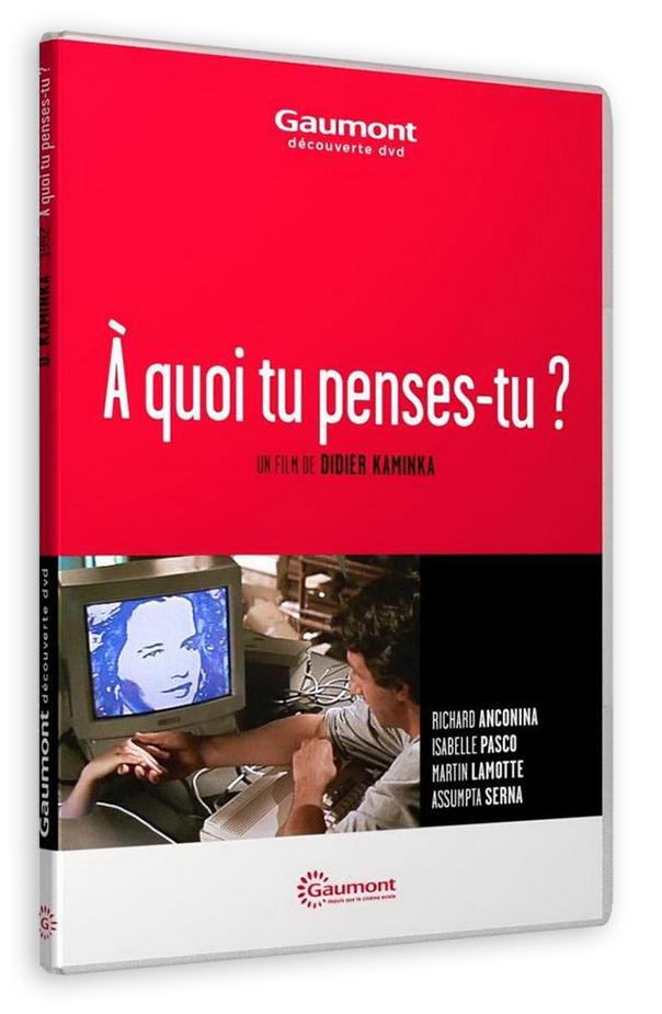 À quoi tu penses-tu ? (Didier Kaminka, 1992) - DVDu
