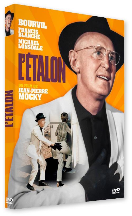 L'Étalon (Jean-Pierre Mocky, 1970) - DVD
