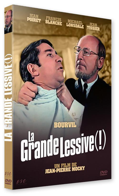 La Grande lessive (!) (Jean-Pierre Mocky, 1968)