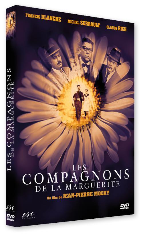 Les Compagnons de la marguerite (Jean-Pierre Mocky, 1967) - DVD