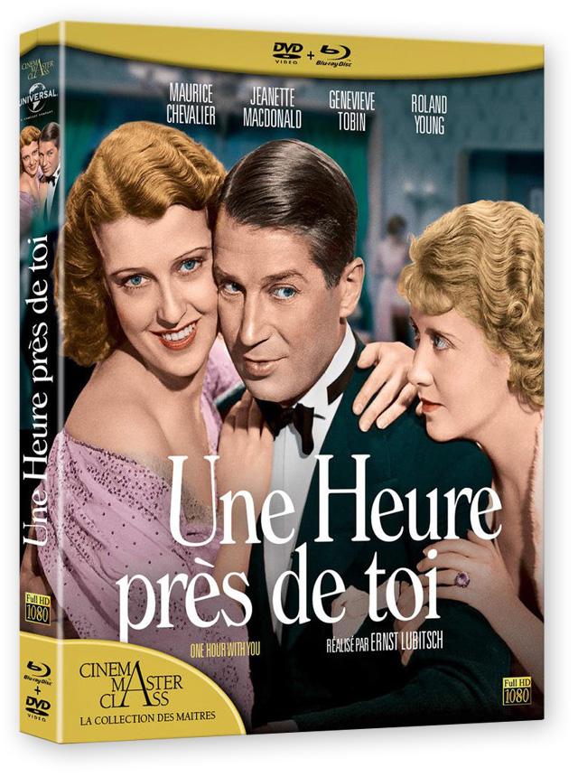 Une heure près de toi (Ernst Lubitsch, 1932) - DVD/BD