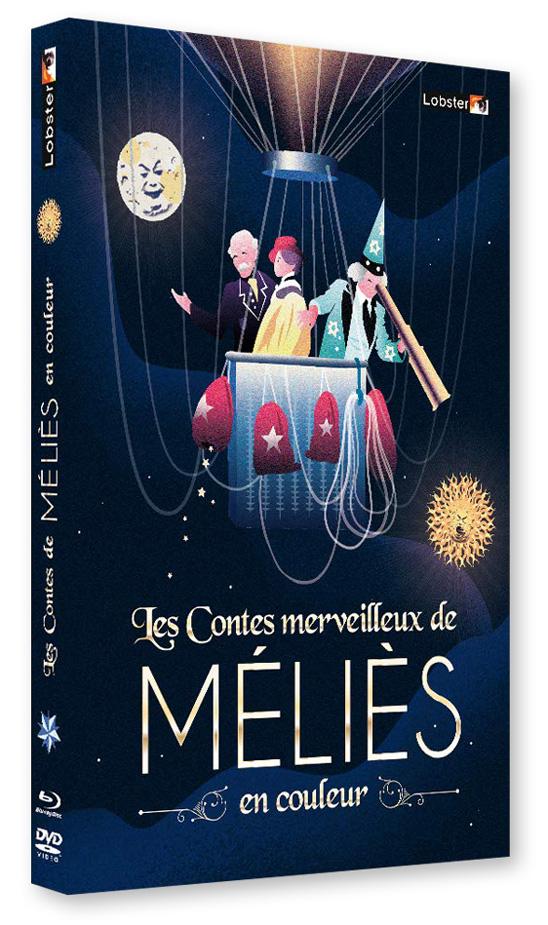 Les Contes merveilleux de Méliès (Lobster Films) - DVD/Blu-ray