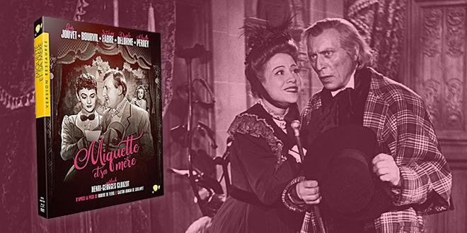 Miquette et sa mère - Test Blu-ray