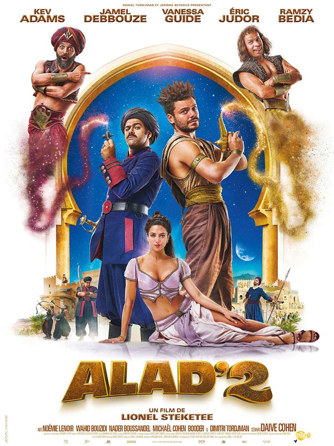 Alad'2 (Lionel Steketee, 2018)