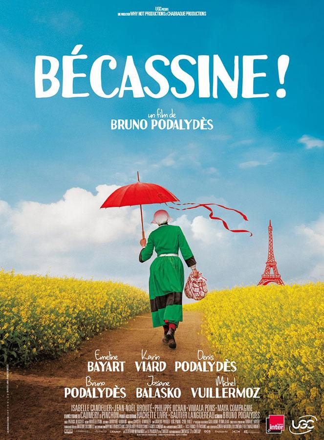 Bécassine ! (Bruno Podalydès, 2018)