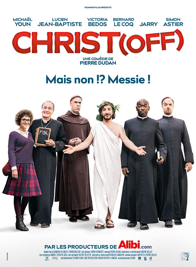 Christ(off) (Pierre Dudan, 2018)