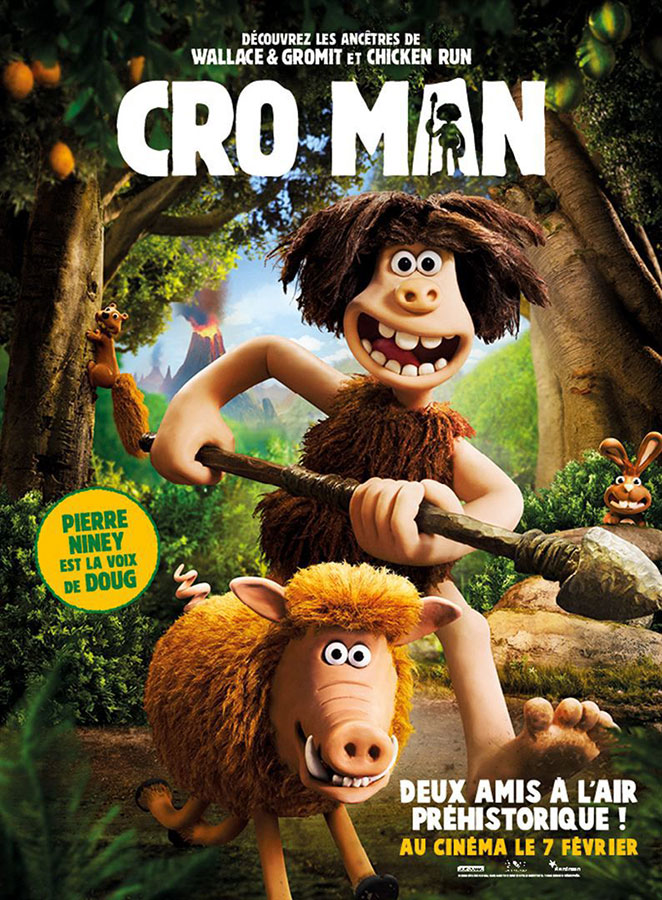 Cro Man (Nick Park, 2018)