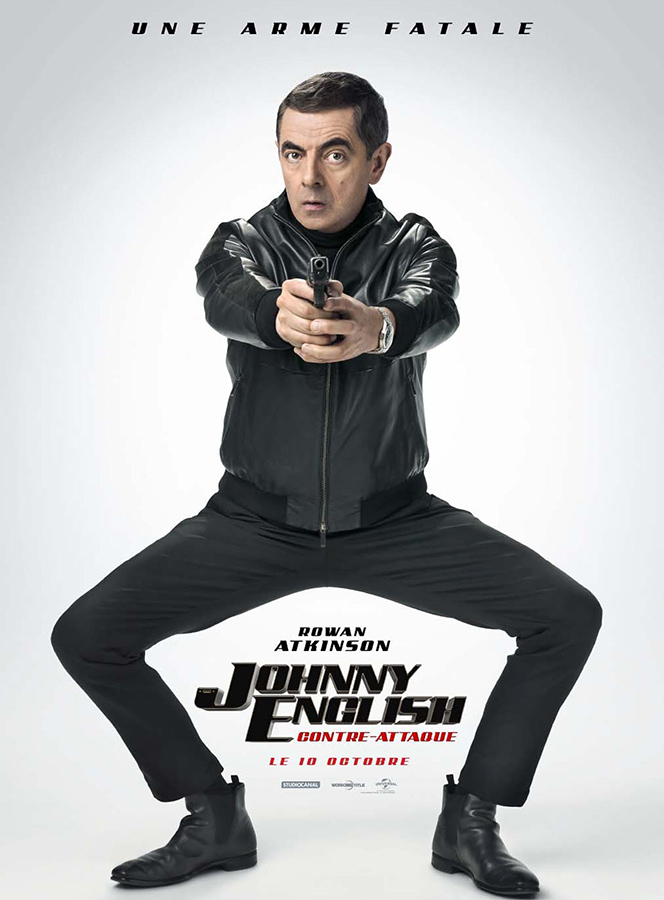 Johnny English contre attaque (David Kerr, 2018)