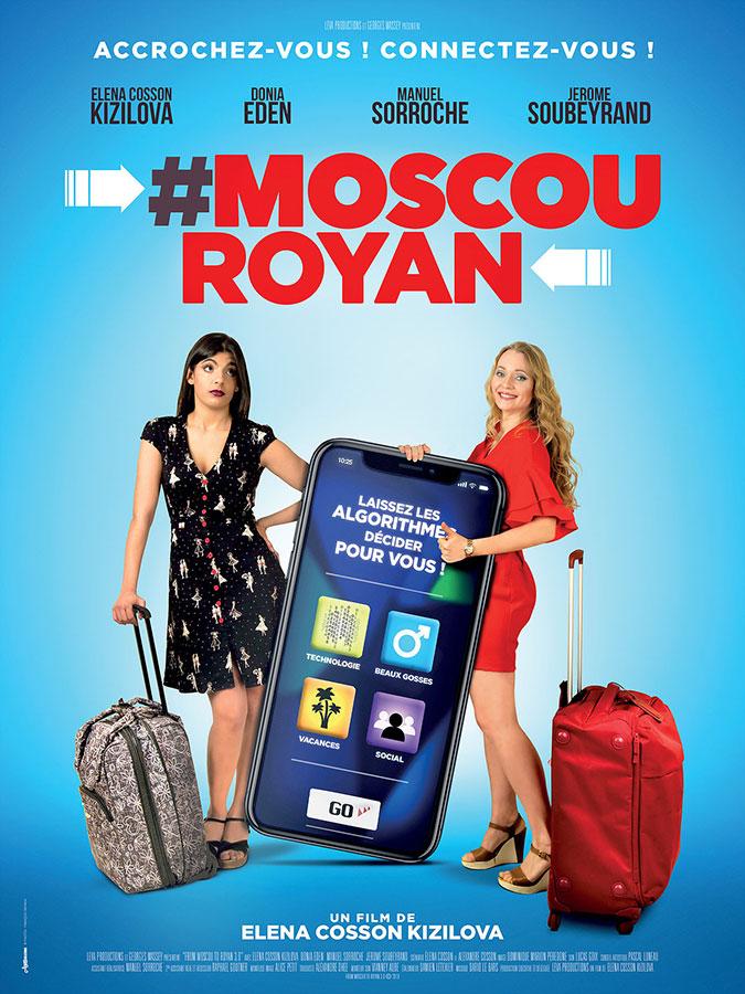 #Moscou-Royan (Elena Cosson Kizilova, 2018)