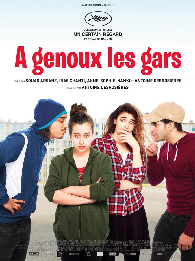 À genoux les gars (Antoine Desrosières, 2018)