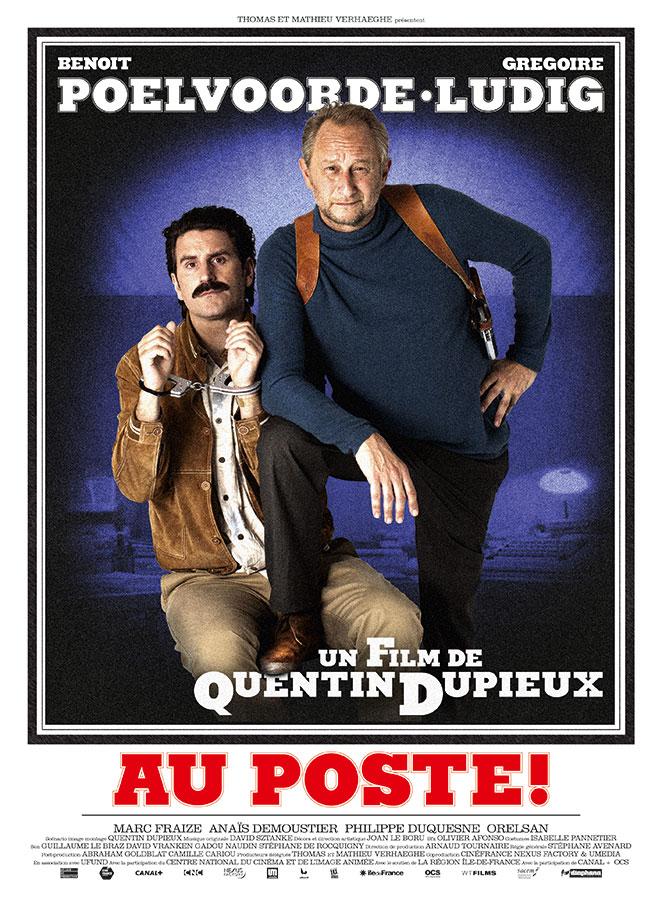 Au poste ! (Quentin Dupieux, 2018)