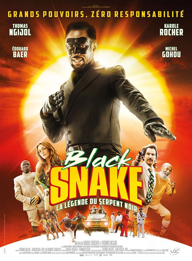 Black Snake (Karole Rocher et Thomas Ngijol, 2018)