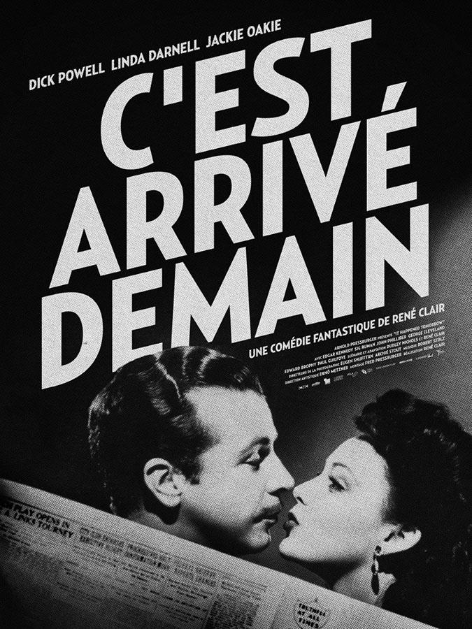 C'est arrivé demain (René Clair, 1944)