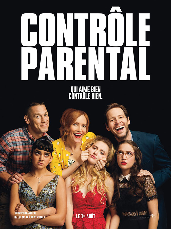 Contrôle parental (Blockers) de Kay Cannon (2018)