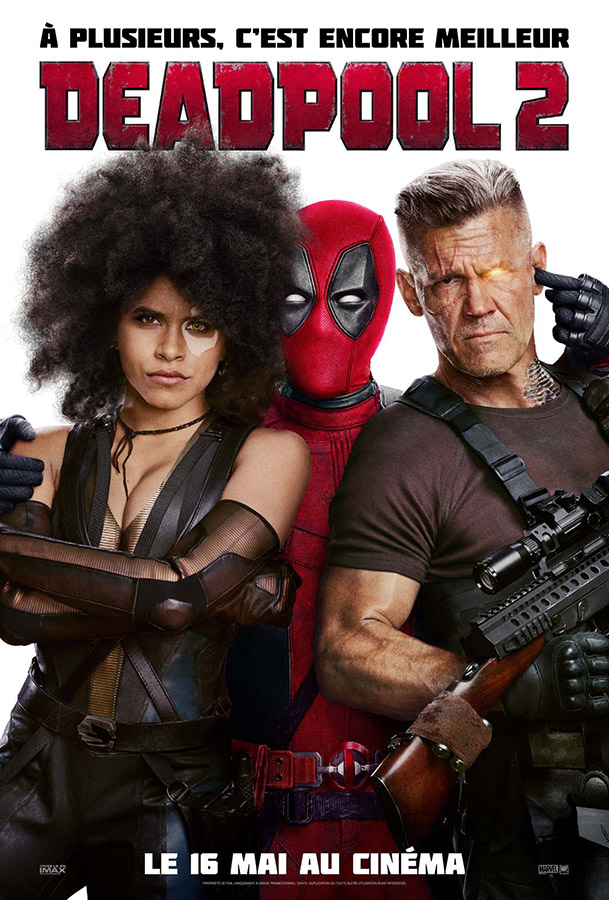 Deadpool 2 (David Leitch, 2018)
