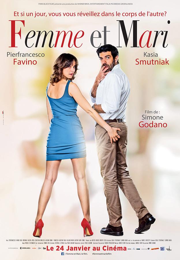 Femme et Mari (Simone Godano, 2018)