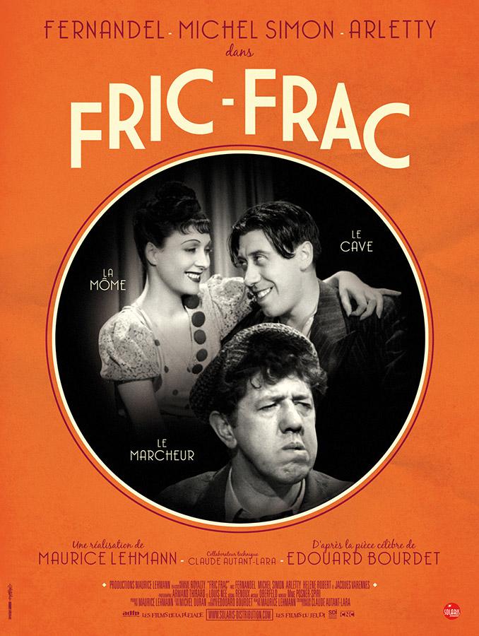Fric-frac (Maurice Lehmann, 1939)