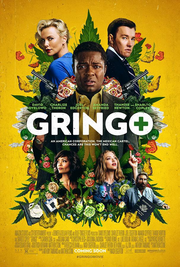 Gringo (Nash Edgerton, 2018)