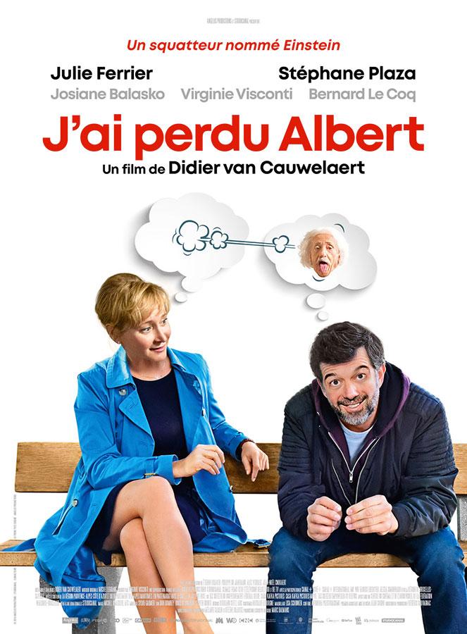 J'ai perdu Albert (Didier van Cauwelaert, 2018)
