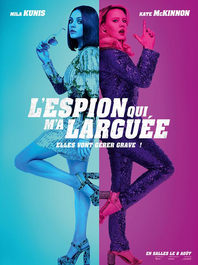 L'Espion qui m'a larguée (Susanna Fogel, 2018)