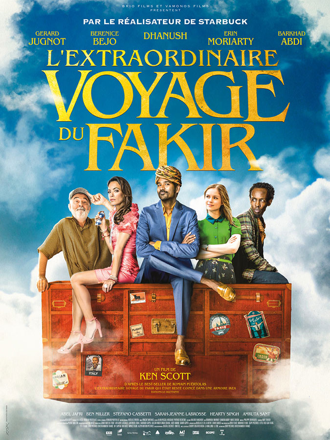 L'Extraordinaire voyage du fakir (Ken Scott, 2018)