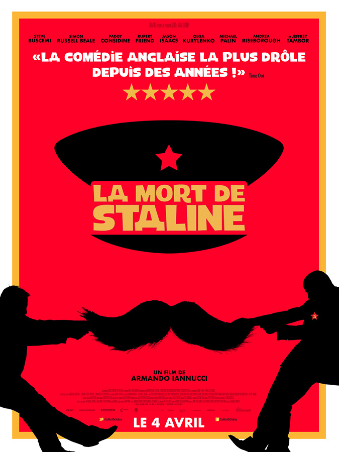 La Mort de Staline (Armando Iannucci, 2018)